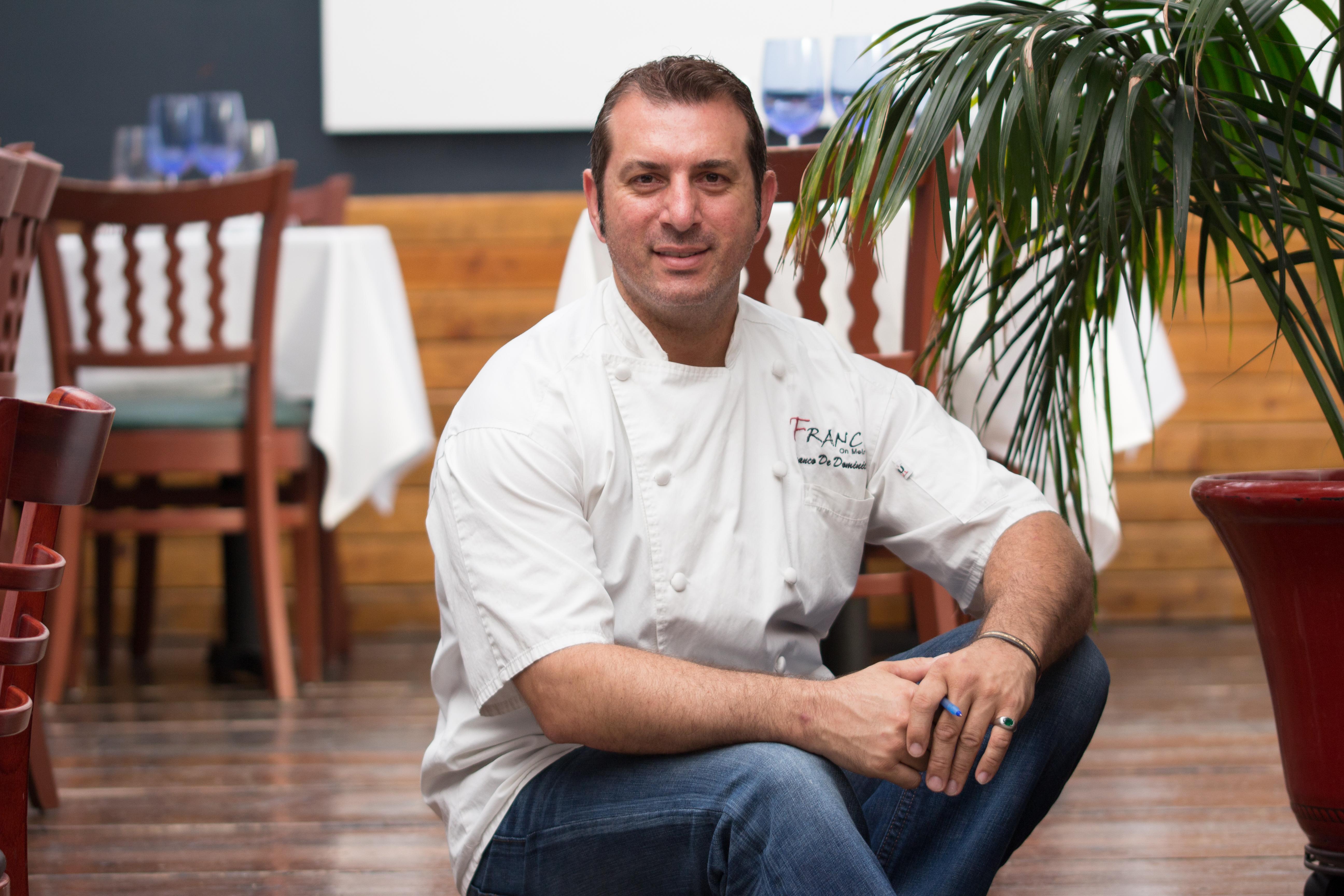 Chef Franco, Francos Italian Restaurant