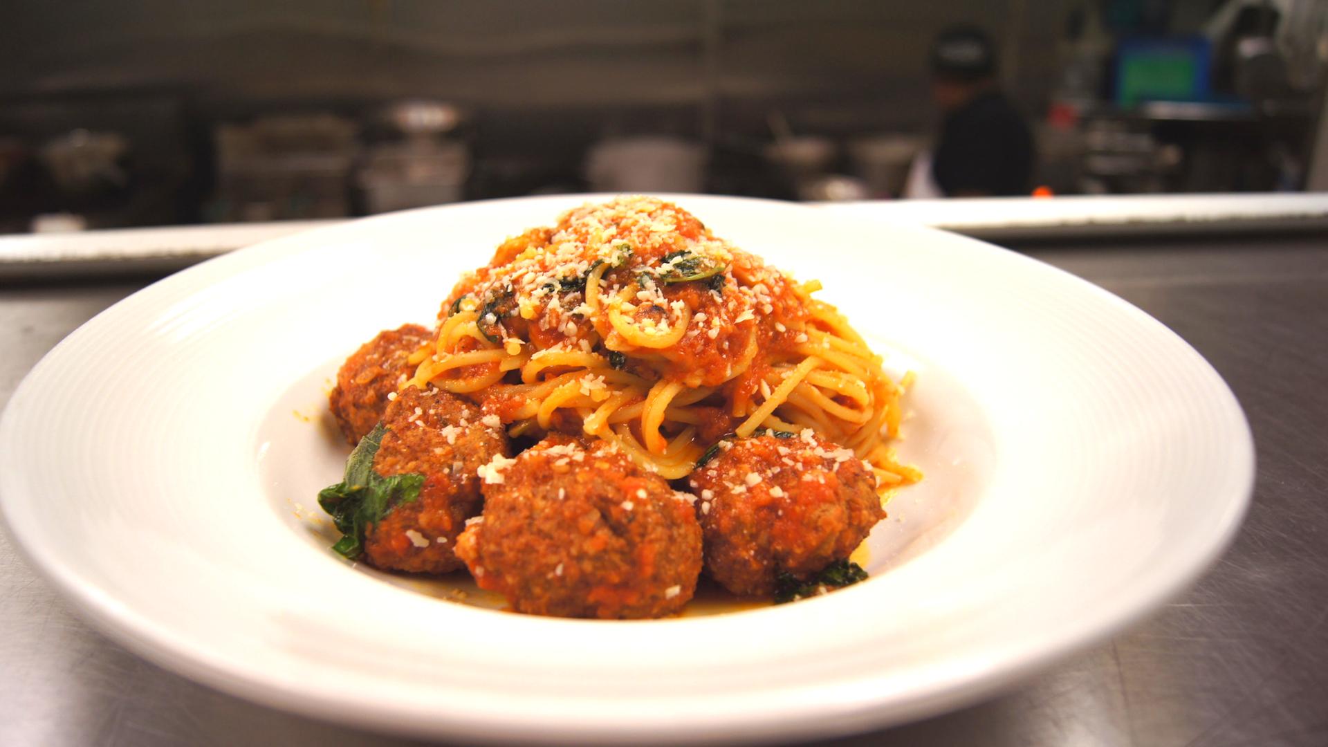 spaghetti and meatballs hollywood